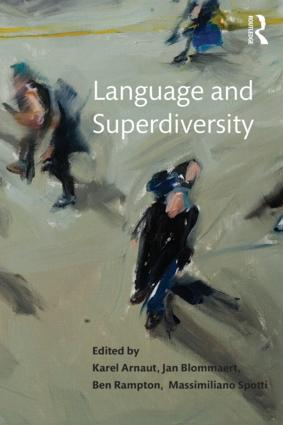 Language and Superdiversity (Paperback) book cover