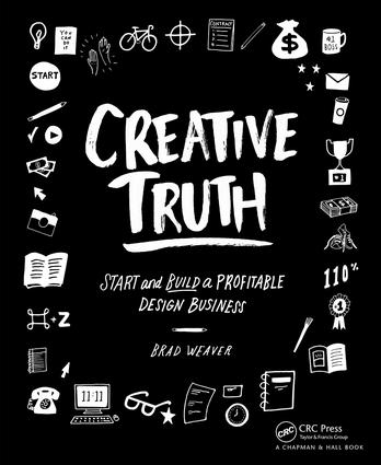 Creative Truth: Start & Build a Profitable Design Business book cover