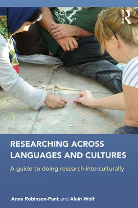 Researching Across Languages and Cultures: A guide to doing research interculturally book cover