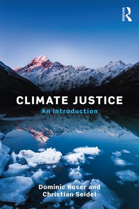 Climate Justice: An Introduction (Paperback) book cover