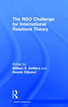 The NGO Challenge for International Relations Theory: 1st Edition (Hardback) book cover