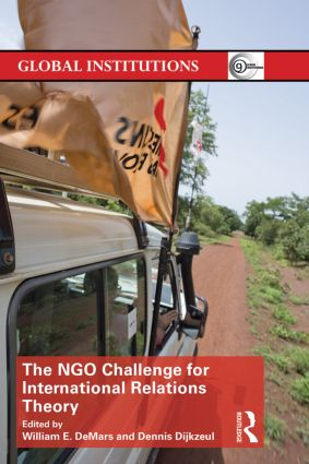 The NGO Challenge for International Relations Theory book cover