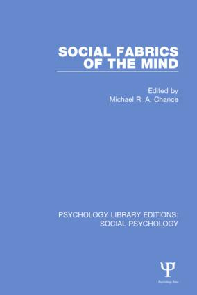 Social Fabrics of the Mind