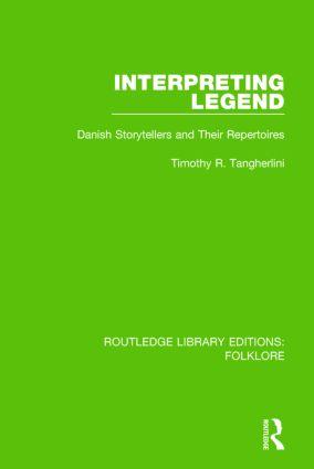 Interpreting Legend (RLE Folklore)