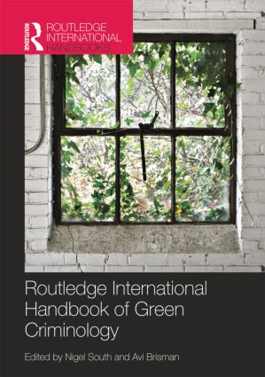 Routledge International Handbook of Green Criminology: 1st Edition (Paperback) book cover