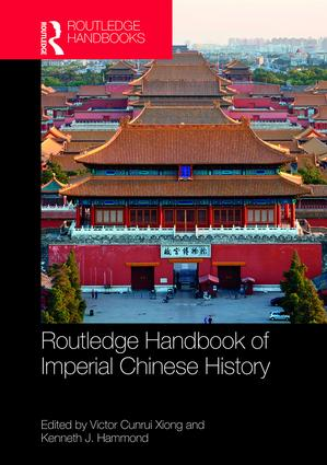 Routledge Handbook of Imperial Chinese History: 1st Edition (Hardback) book cover