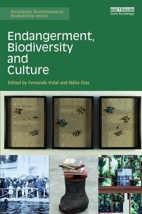 Endangerment, Biodiversity and Culture (Hardback) book cover
