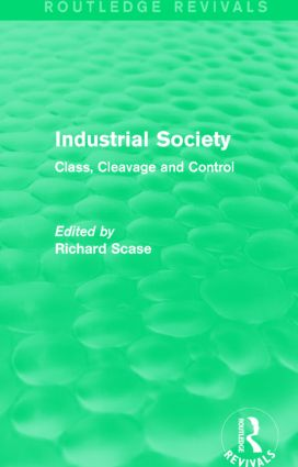 Industrial Society (Routledge Revivals)