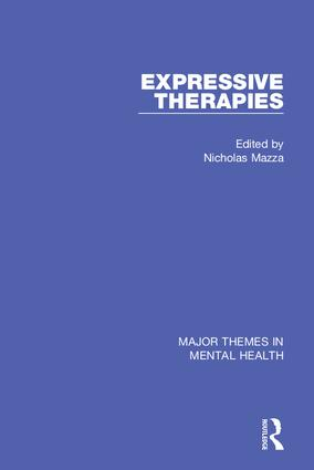 Expressive Therapies book cover