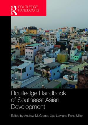 Routledge Handbook of Southeast Asian Development book cover