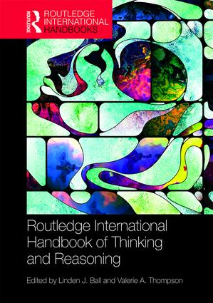 International Handbook of Thinking and Reasoning book cover