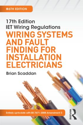 Outstanding Iet Wiring Regulations Wiring Systems And Fault Finding For Wiring 101 Relewellnesstrialsorg