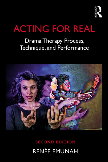 Acting For Real: Drama Therapy Process, Technique, and Performance, 2nd Edition (Paperback) book cover