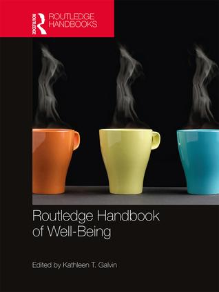 Routledge Handbook of Wellbeing book cover