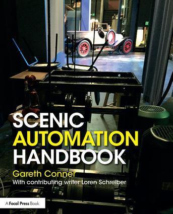 Scenic Automation Handbook (Paperback) book cover