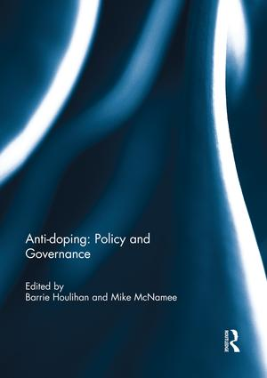 Anti-doping: Policy and Governance book cover