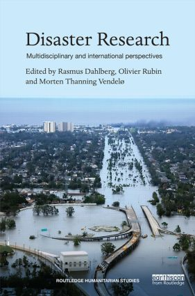 Disaster Research: Multidisciplinary and International Perspectives (Hardback) book cover