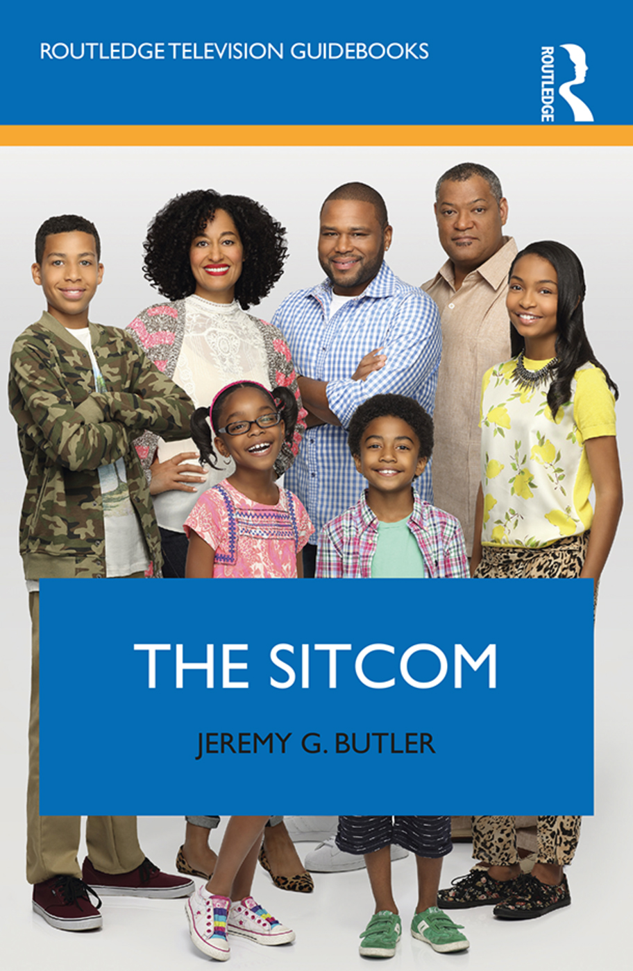 The Sitcom book cover