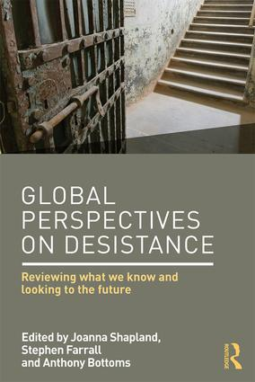 Structural context and pathways to desistance: research in Spain