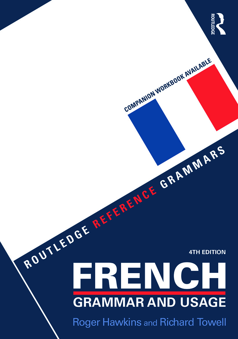 French Grammar and Usage book cover