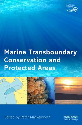 Marine Transboundary Conservation and Protected Areas book cover