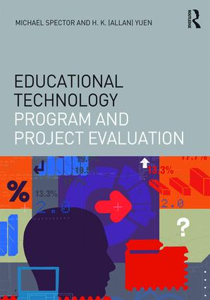 Educational Technology Program and Project Evaluation: 1st Edition (Paperback) book cover