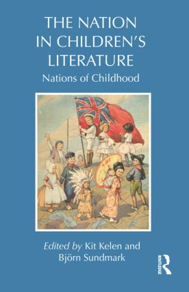 The Nation in Children's Literature: Nations of Childhood book cover