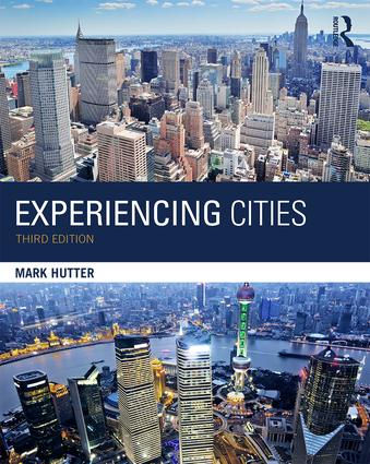 Experiencing Cities: 3rd Edition (Paperback) book cover