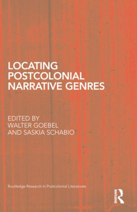 Locating Postcolonial Narrative Genres book cover