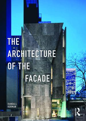 The Architecture of the Facade book cover