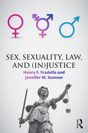 Sex, Sexuality, Law, and (In)justice book cover