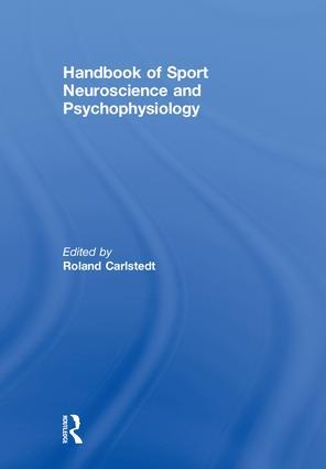 Handbook of Sport Neuroscience and Psychophysiology book cover