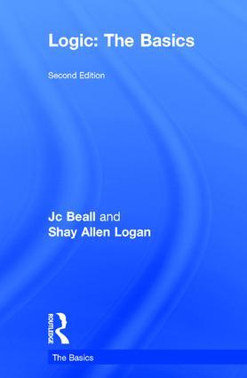 Logic: The Basics: 2nd Edition (Hardback) book cover