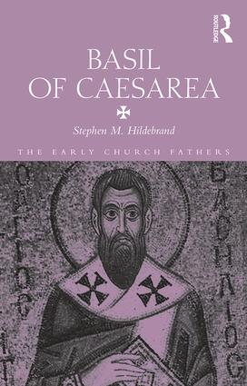 Basil of Caesarea book cover