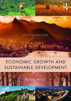 Economic Growth and Sustainable Development book cover