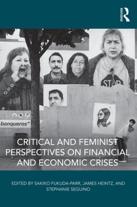 Critical and Feminist Perspectives on Financial and Economic Crises: 1st Edition (Hardback) book cover