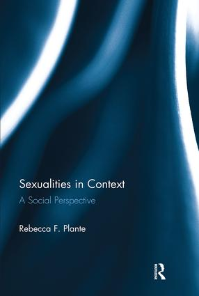 Sexualities in Context: A Social Perspective book cover