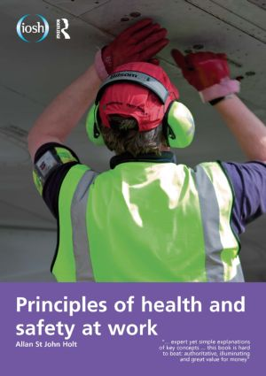 Principles of Health and Safety at Work: 8th Edition (Paperback) book cover