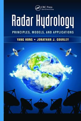 Radar Hydrology: Principles, Models, and Applications, 1st Edition (Paperback) book cover