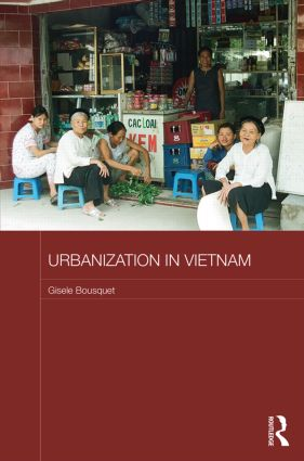 Urbanization in Vietnam (Hardback) book cover