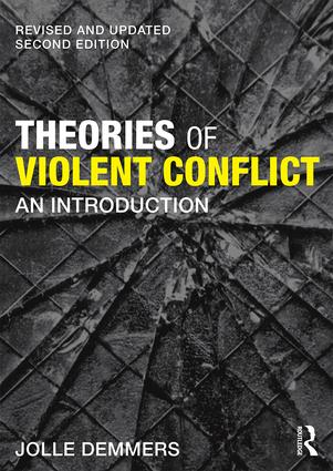 Theories of Violent Conflict: An Introduction book cover