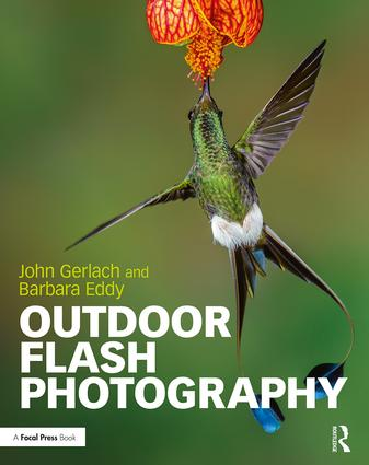 Outdoor Flash Photography book cover