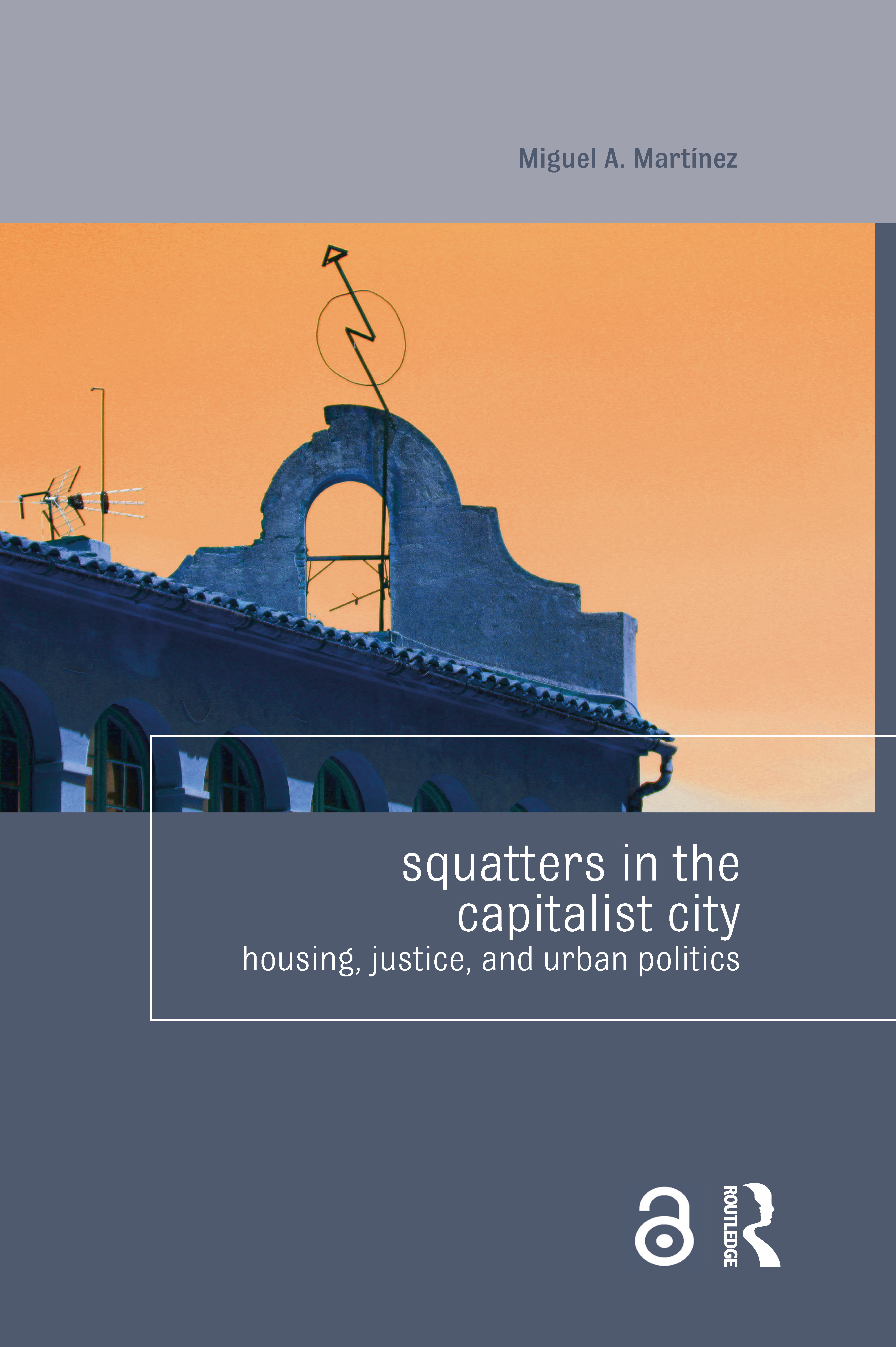 Squatters in the Capitalist City: Housing, Justice, and Urban Politics book cover