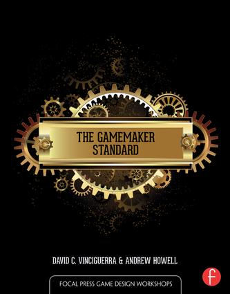 The GameMaker Standard: 1st Edition (Hardback) book cover