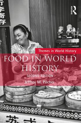 Food in World History: 2nd Edition (Paperback) book cover
