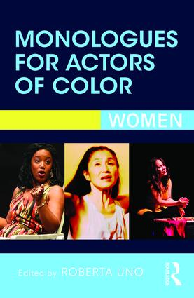 Monologues for Actors of Color: Women, 2nd Edition (Paperback) book cover