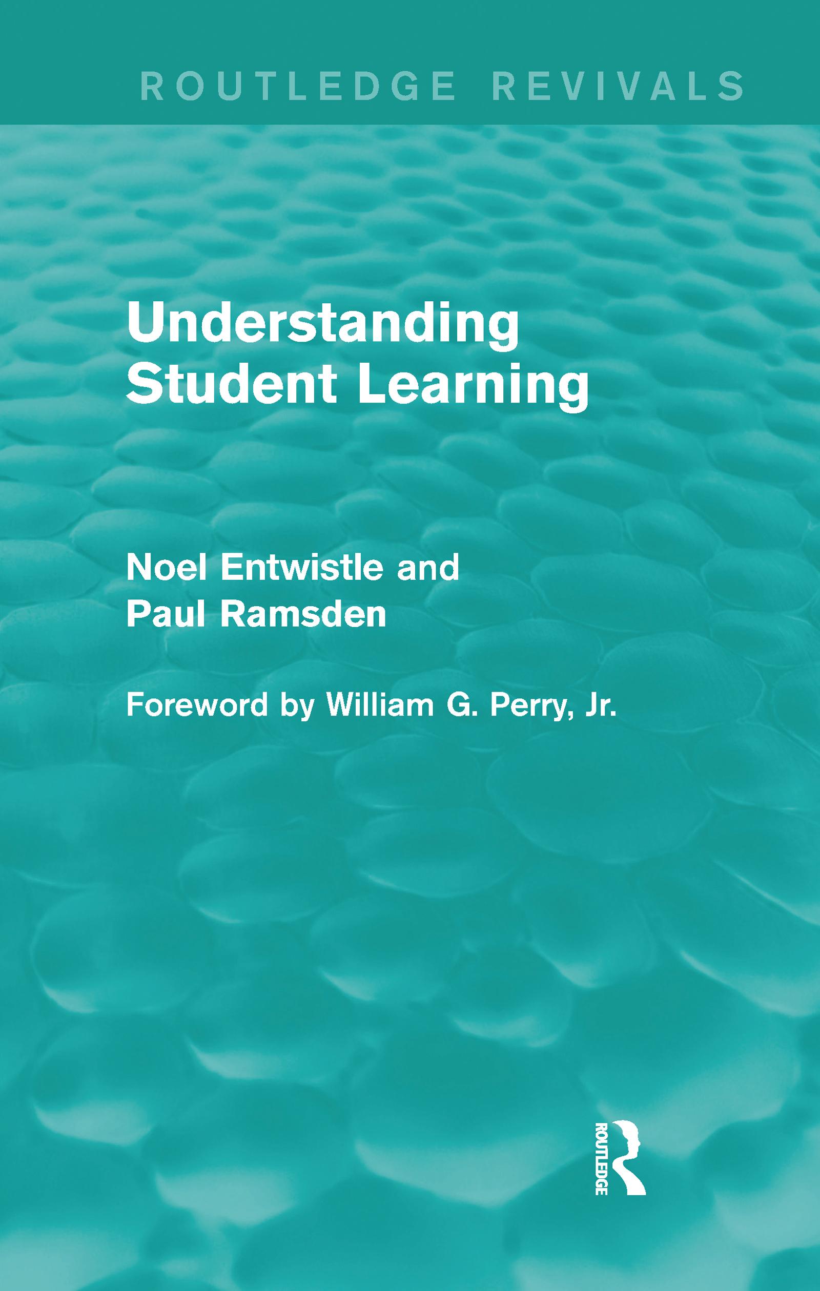 Understanding Student Learning (Routledge Revivals)