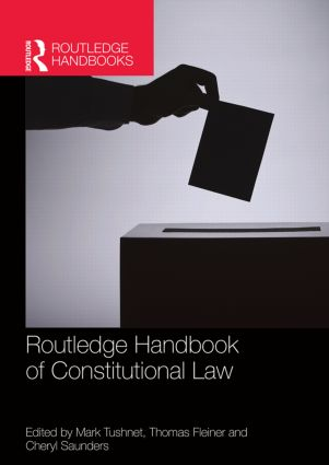 Routledge Handbook of Constitutional Law book cover