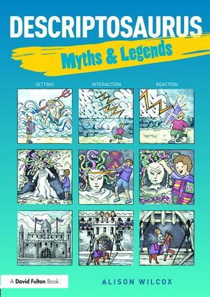 Descriptosaurus: Myths & Legends: 1st Edition (Paperback) book cover