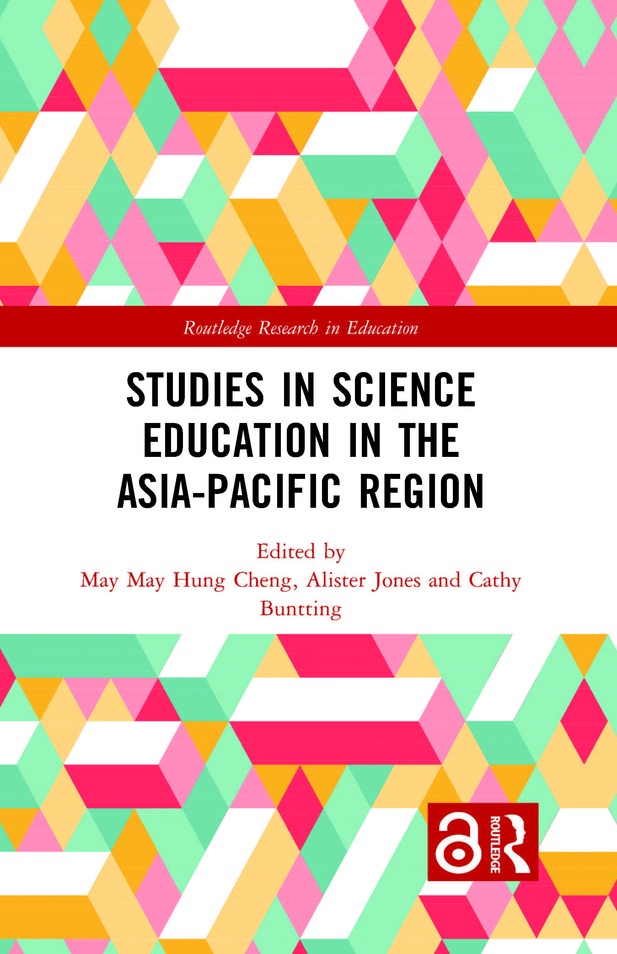 Studies in Science Education in the Asia-Pacific Region: 1st Edition (Hardback) book cover